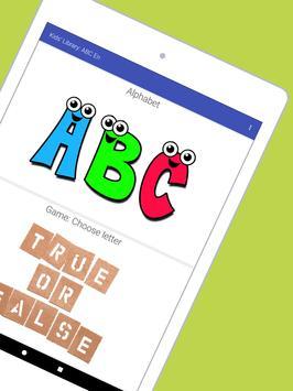 Kids' Library: ABC screenshot 6