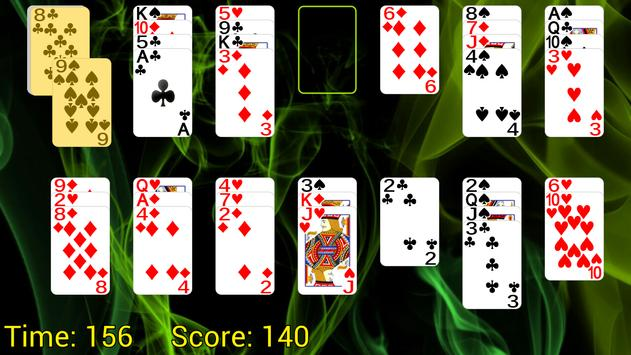 All In a Row Solitaire apk screenshot