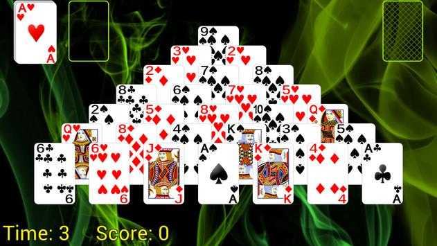 Cheops Pyramid Solitaire poster
