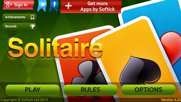 Golf (Turbo) Solitaire apk screenshot