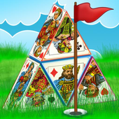 Pyramid Golf Solitaire icon