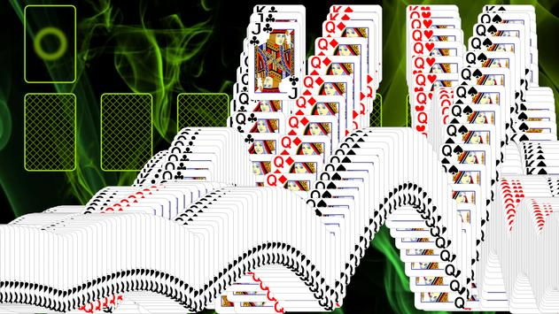 Russian Cell Solitaire apk screenshot
