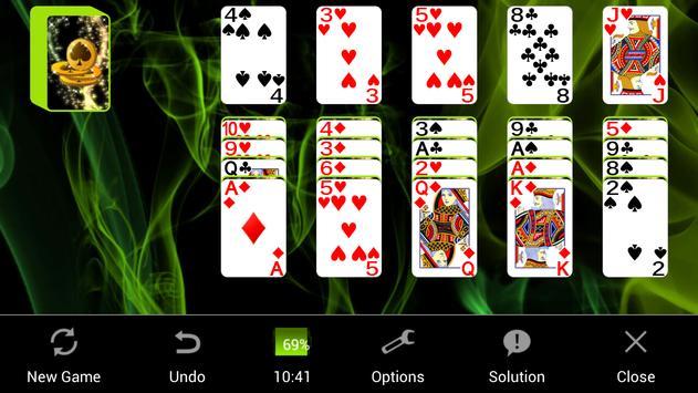 Two-Ways Solitaire apk screenshot