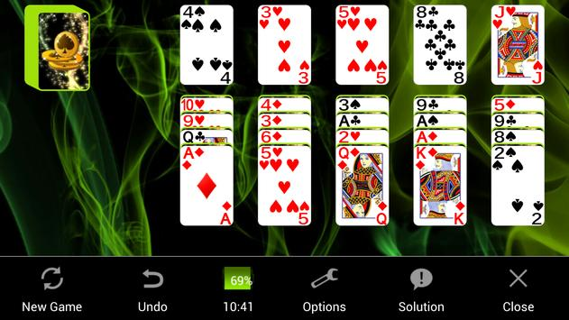 Two-Ways Solitaire screenshot 2