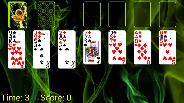 Spider Solitaire (Web rules) poster