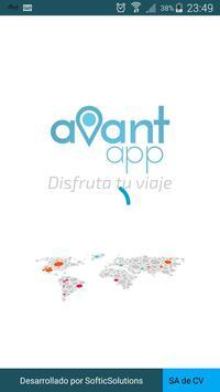 Avant App poster