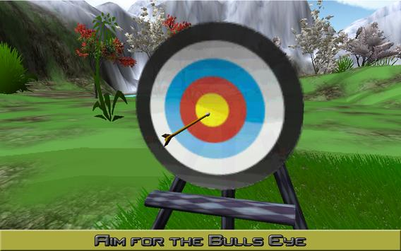 Archery King 3D poster