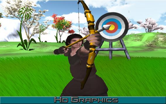 Archery King 3D apk screenshot