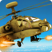 Army Gunship Clash - Heli Battle Game 2017 icon