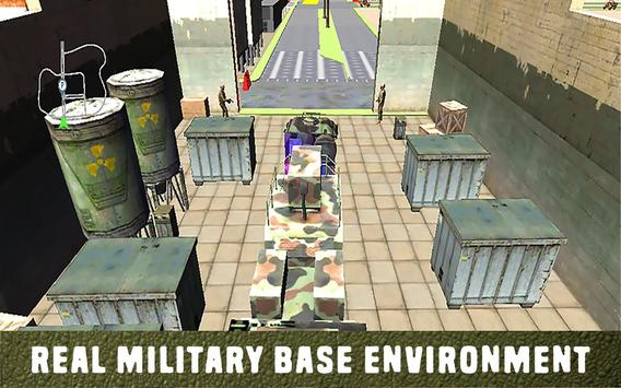 Army  Truck Driving Simulator apk screenshot