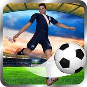 Soccer Flick Shoot 3D icon