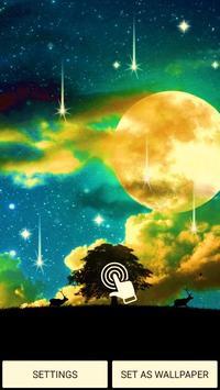 Mystic Night Live Wallpaper poster