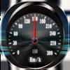لوحة أجهزة القياس سيارة أيقونة