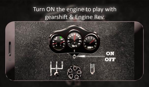Car Dashboard Live Wallpaper screenshot 14