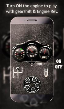Car Dashboard Live Wallpaper screenshot 2