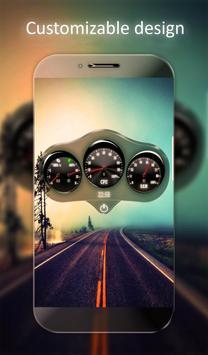 Car Dashboard Live Wallpaper screenshot 3