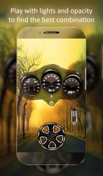 Car Dashboard Live Wallpaper screenshot 4