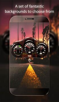 Car Dashboard Live Wallpaper screenshot 5