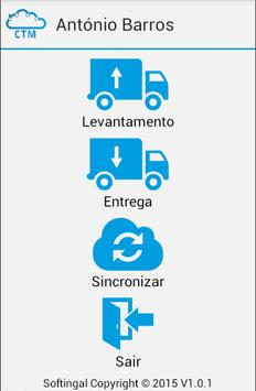 Cloud Transports Management screenshot 1