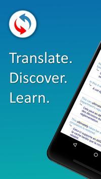 Reverso Translation Dictionary poster