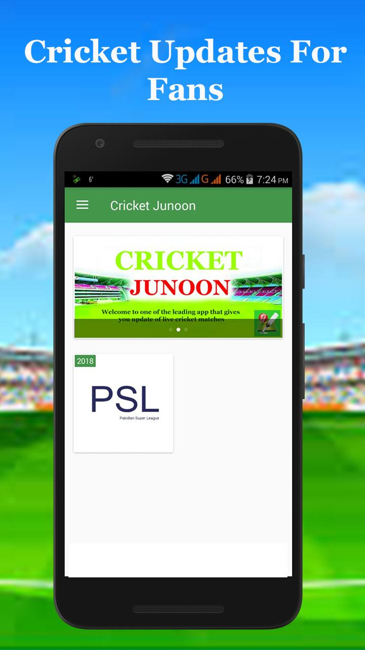 Cricket Junoon for Android - APK Download