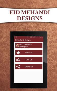 Eid Mehndi Designs screenshot 3