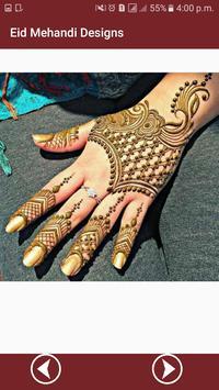 Eid Mehndi Designs screenshot 1
