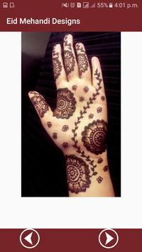 Eid Mehndi Designs screenshot 2