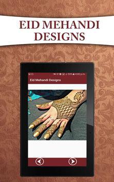 Eid Mehndi Designs screenshot 4