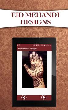 Eid Mehndi Designs screenshot 5