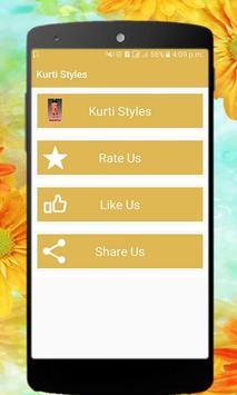 Latest Kurti Styles poster