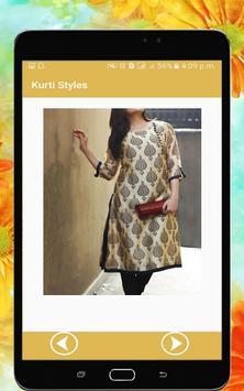 Latest Kurti Styles screenshot 4