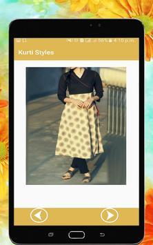 Latest Kurti Styles screenshot 5