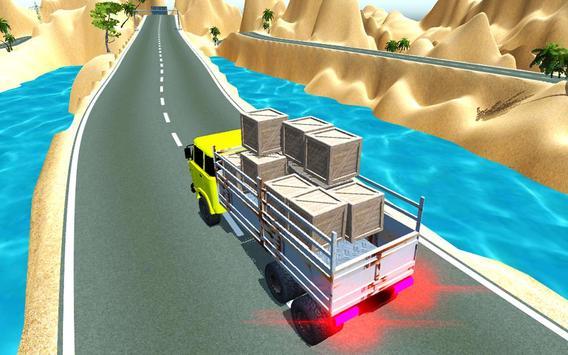 Grand Cpec Truck Simulator 17 poster