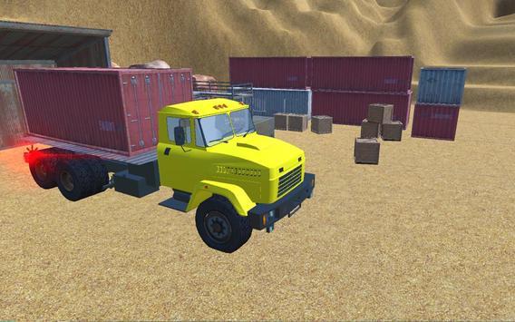 Grand Cpec Truck Simulator 17 apk screenshot