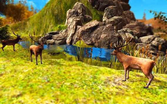 Deer Hunting Sniper Shooter screenshot 4