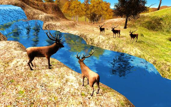 Deer Hunting Sniper Shooter screenshot 13