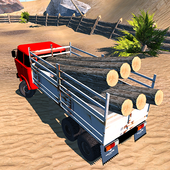 Offroad Cargo Truck Game 2017 icon