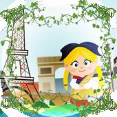 Cute Little World LWP Free icon