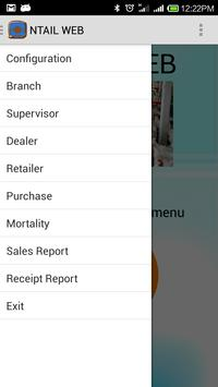 NTAIL WEB screenshot 1