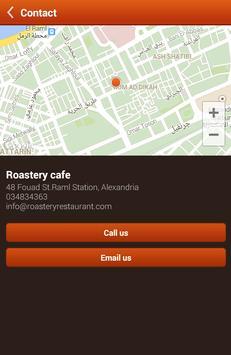 Roastery apk screenshot