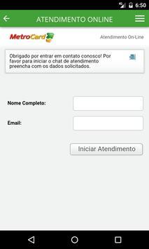 Metrocard apk screenshot
