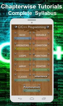 C/C++ Programming poster