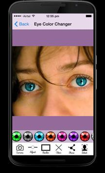 Eye Color Changer apk screenshot