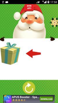 Santa Claus Naughty Nice Scanner prank screenshot 2