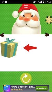 Santa Claus Naughty Nice Scanner prank screenshot 5