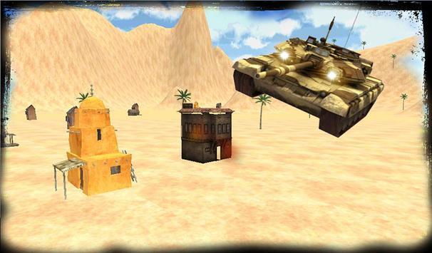 Flying Tank Simulator 3D 2016 apk screenshot