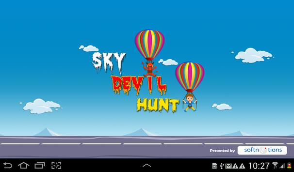 Sky Devil Hunt screenshot 5