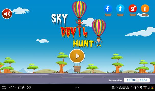 Sky Devil Hunt screenshot 6