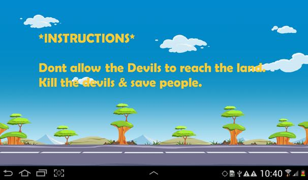Sky Devil Hunt screenshot 7